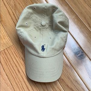 Ralph Lauren Polo Toddler Hat
